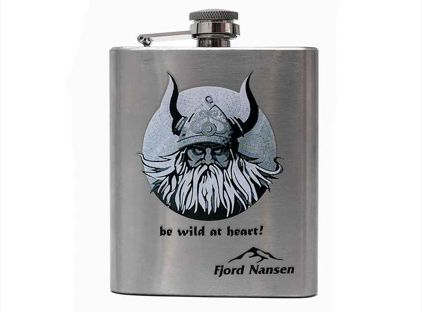 VILL VIKING HIP FLASK 0.2 l