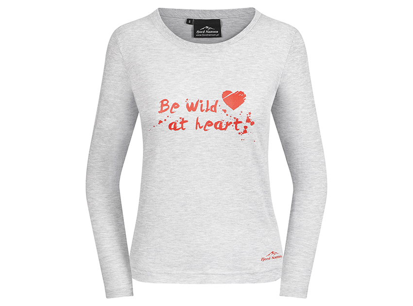 Koszulka CLAW LONGSLEEVE WOMEN [UK]