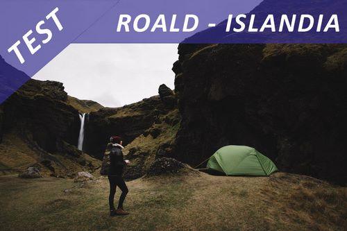 Test – polar Roald na Islandii