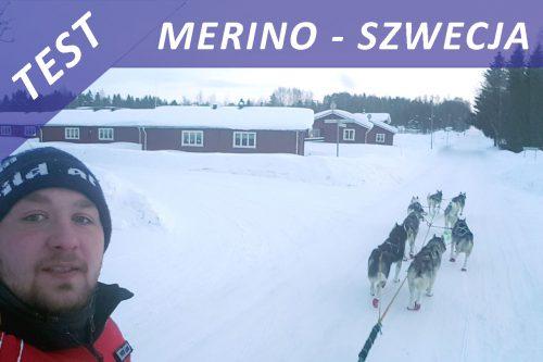 Test – bielizna Merino w Szwecji