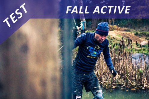 Test – czapka Fall Active