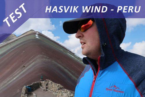 Test – bluza Hasvik Wind w Ameryce Południowej
