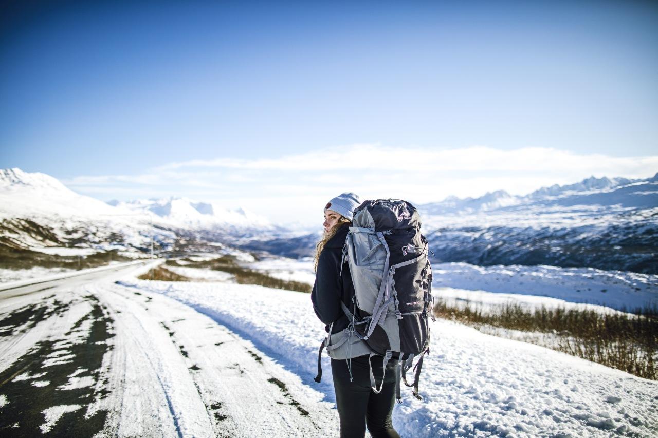 Test – plecak HIMIL 70+10 na Alasce