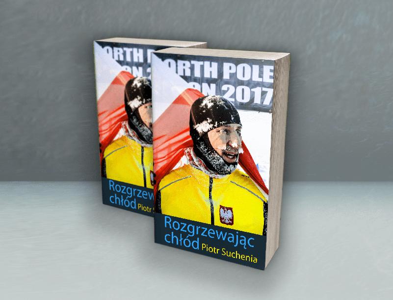 Rozgrzewając chłód książka Piotra Suchenii
